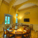 Small Frescoed Boardroom