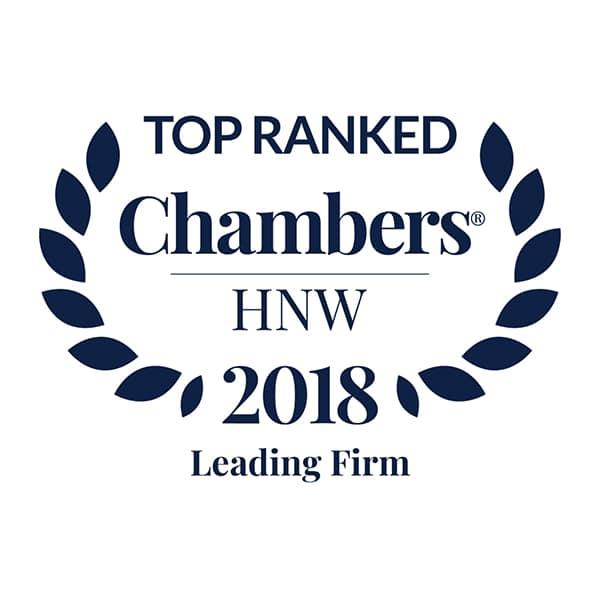 Chambers HNW 2018 logo