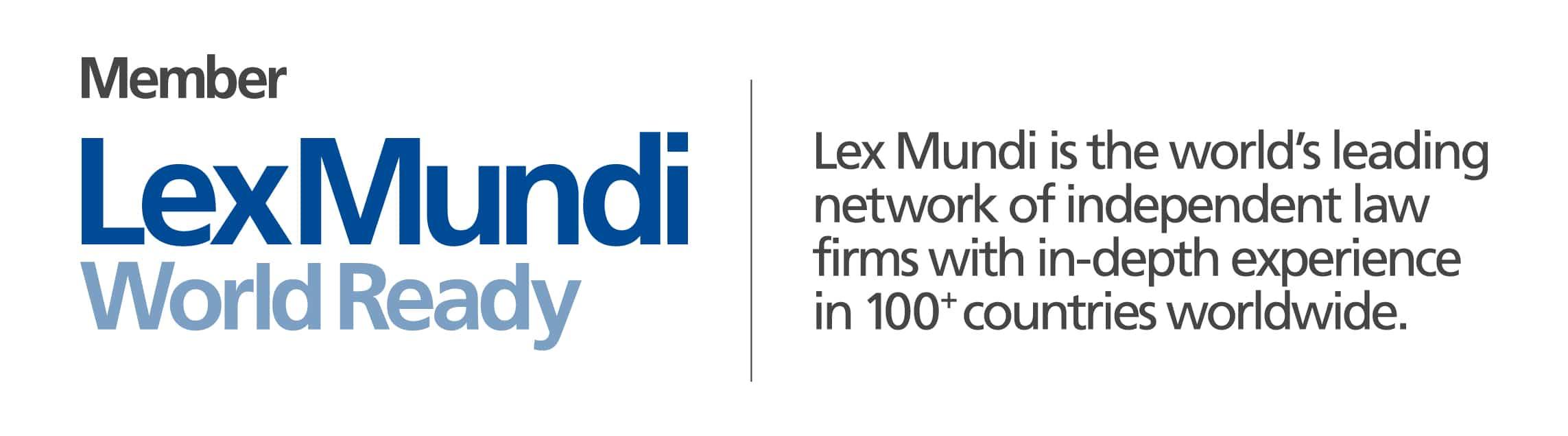 Lex Mundi Member