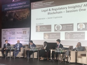 James Farrugia joins panel discussion at AIM Summit