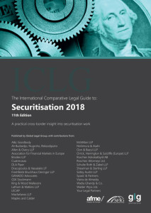 ICLG Securitisation 2018 cover
